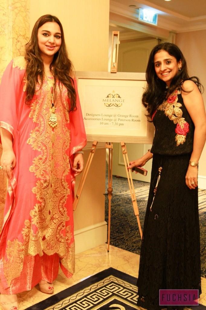 Shazray and Samia